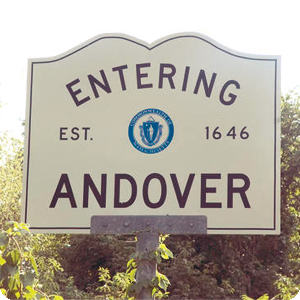 Andover sign.png