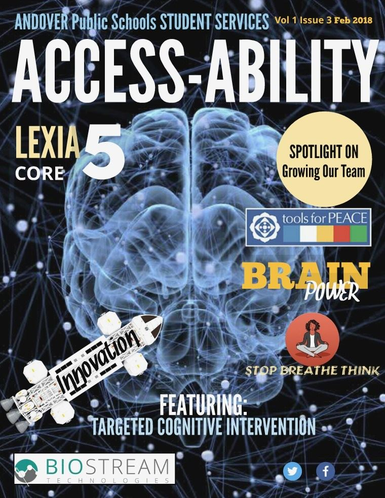 Access-Ability Magazine February 2018 Vol 3